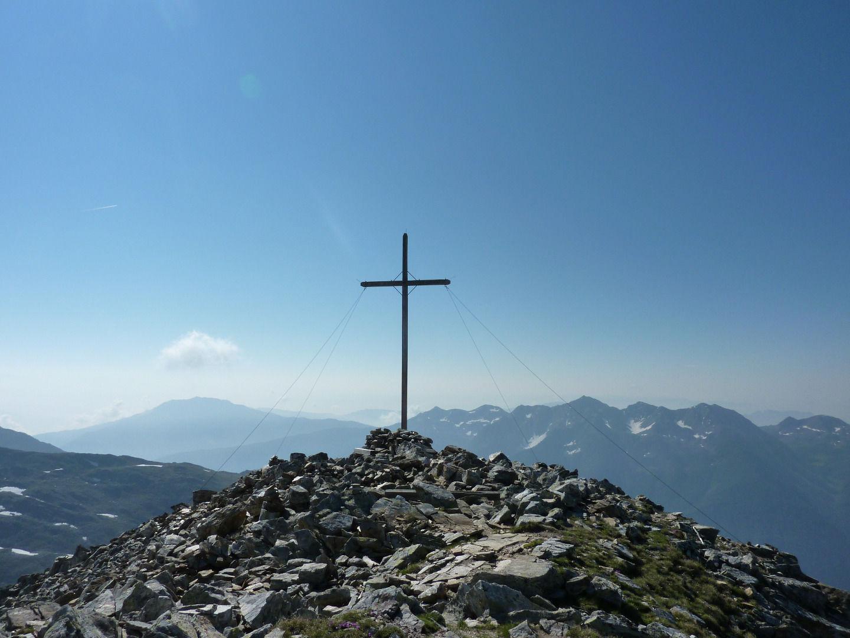 Bergtour-Hoher Dieb-Latsch-Martell-Berglouter