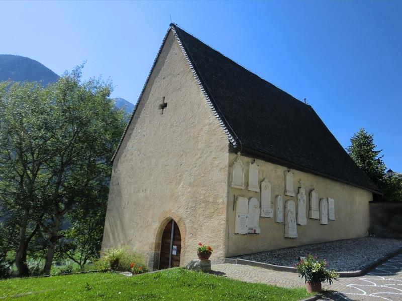 [St.-Michael-Museum in Taufers]