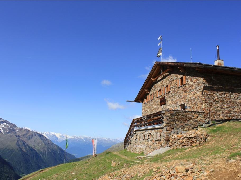 AVS Schutzhütte Oberetteshütte