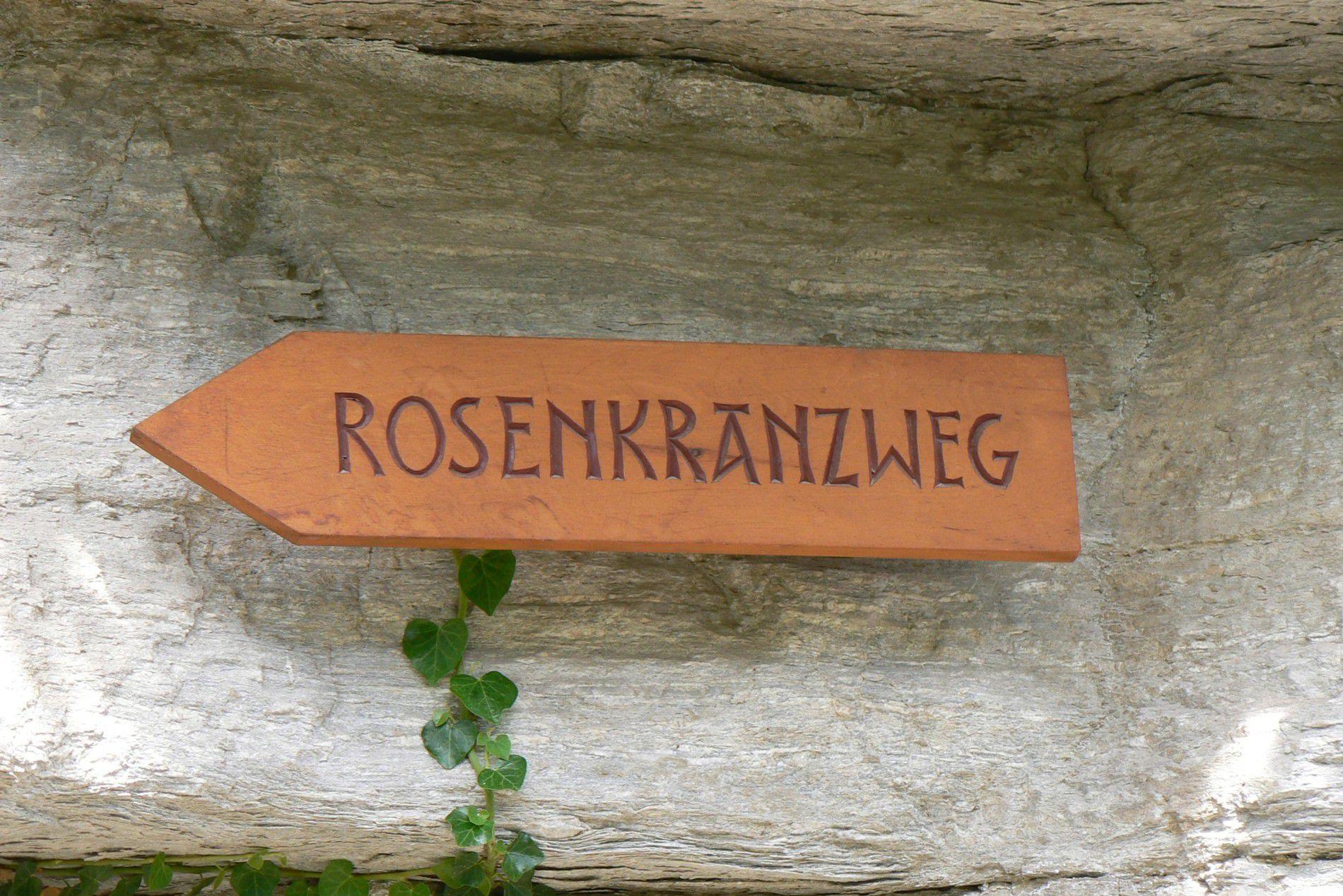 Rosenkranzweg_Kortsch_Infotafel