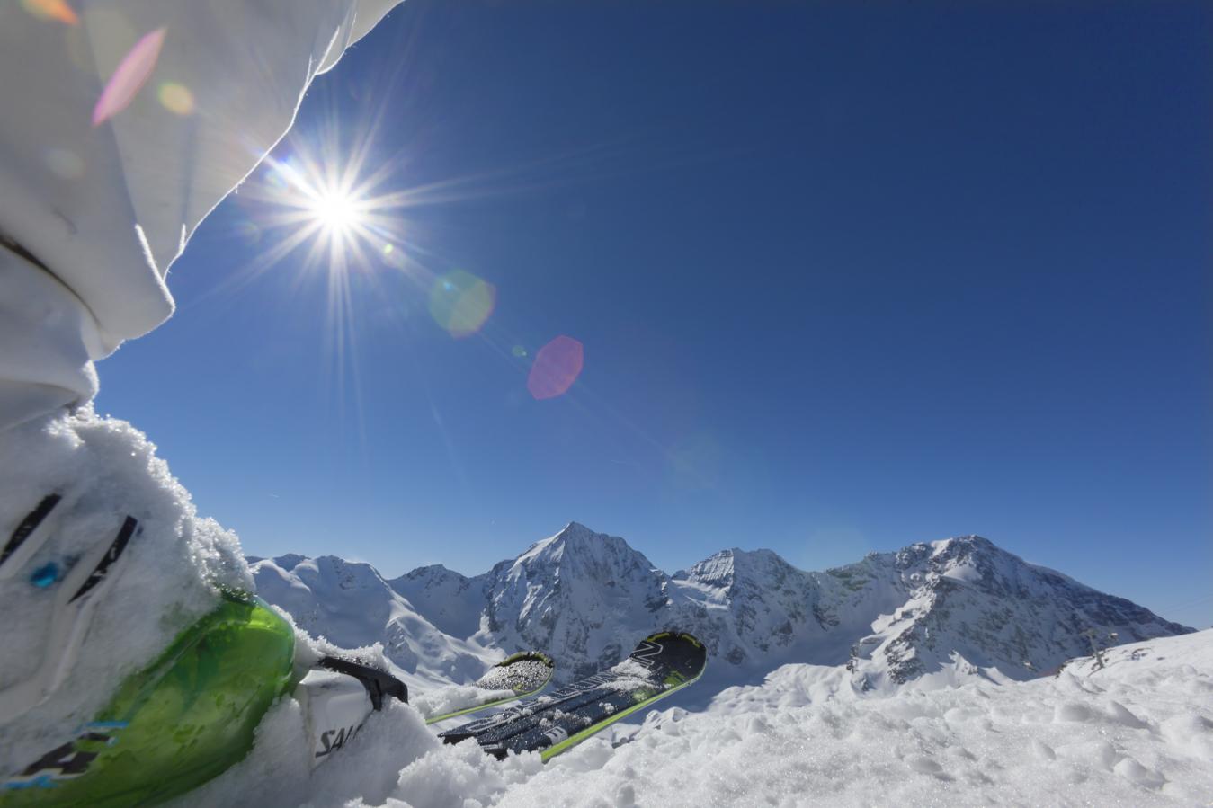 Skigebiet Sulden2