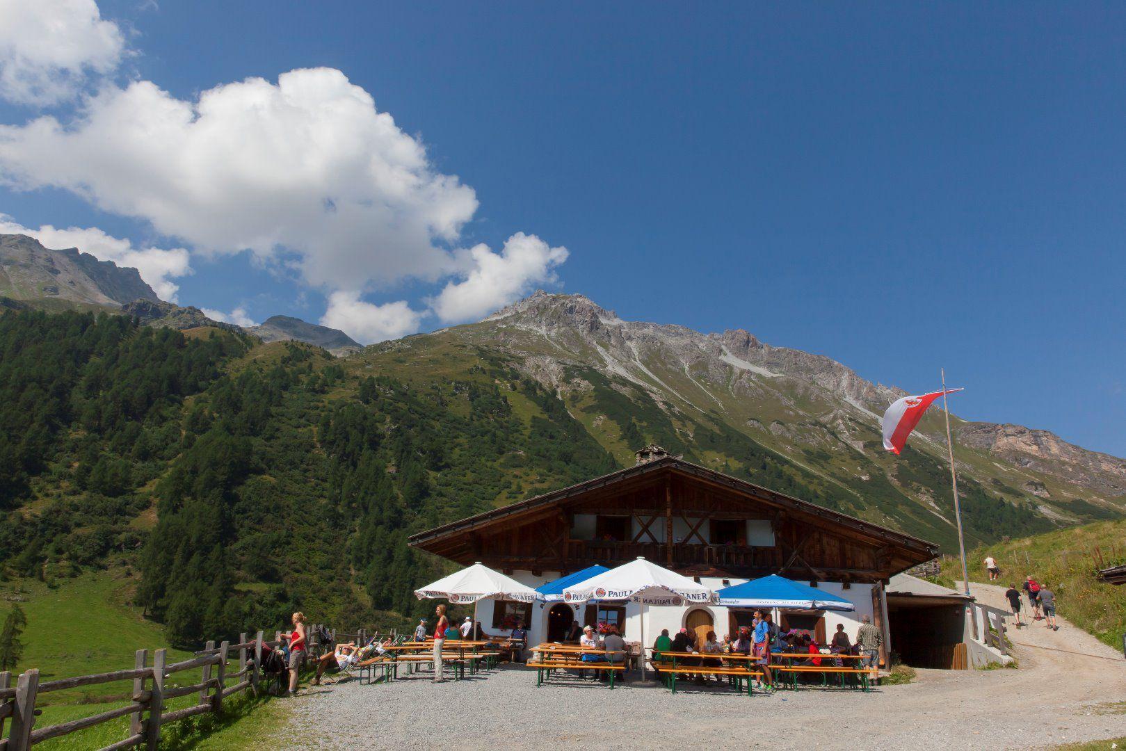 Schliniger Alm Alpine Pasture