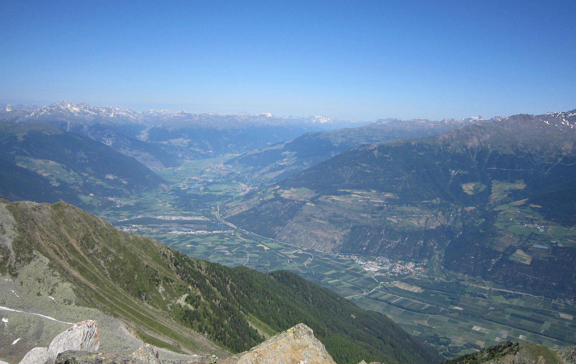 Sauruessl_Panorama_Obervinschgau_Laas