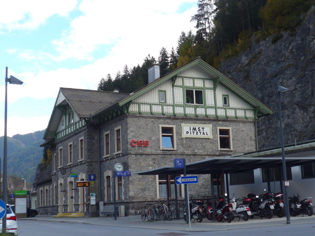 Bahnhof Imst-Pitztal