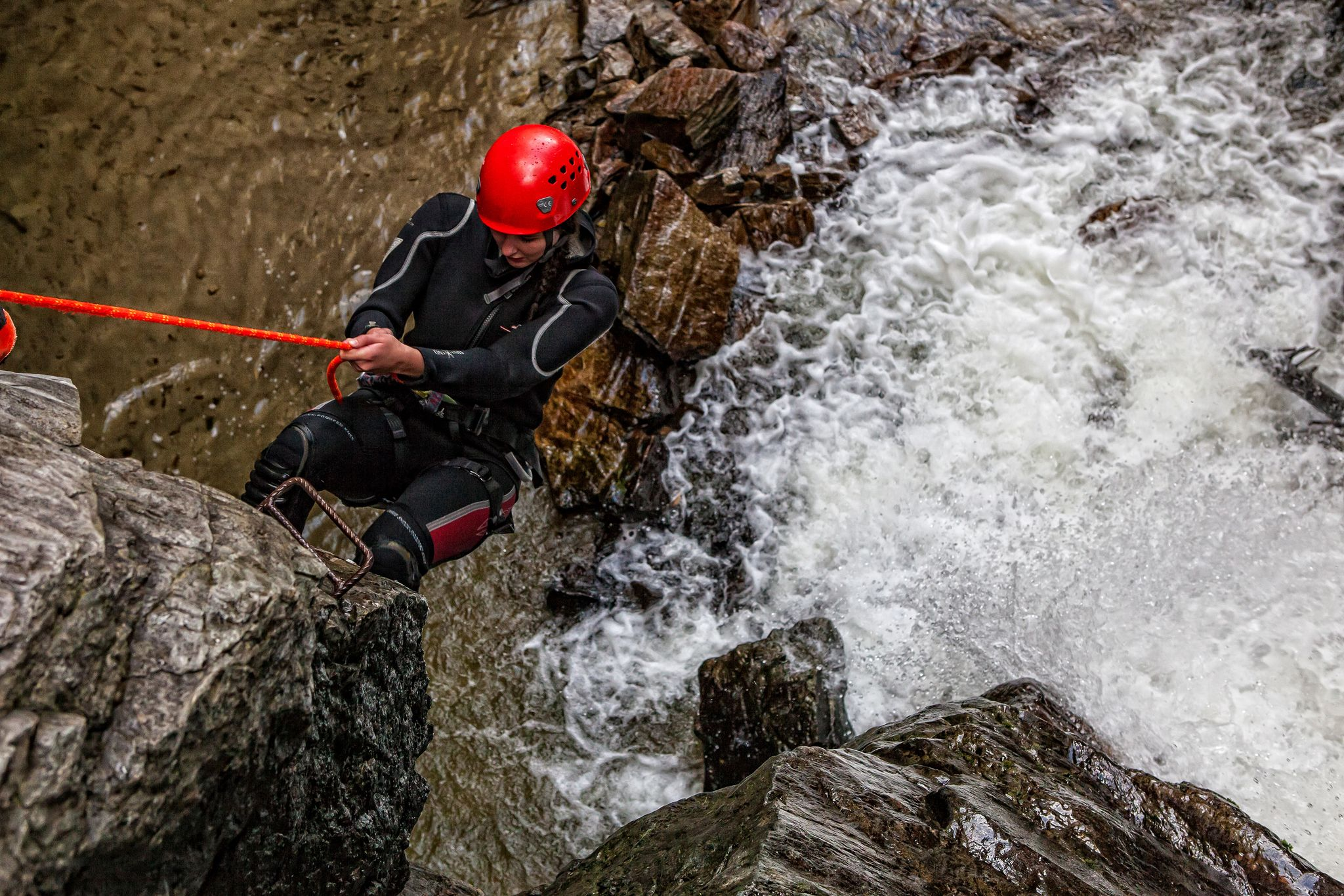 Canyoning - Kronburg Tobel