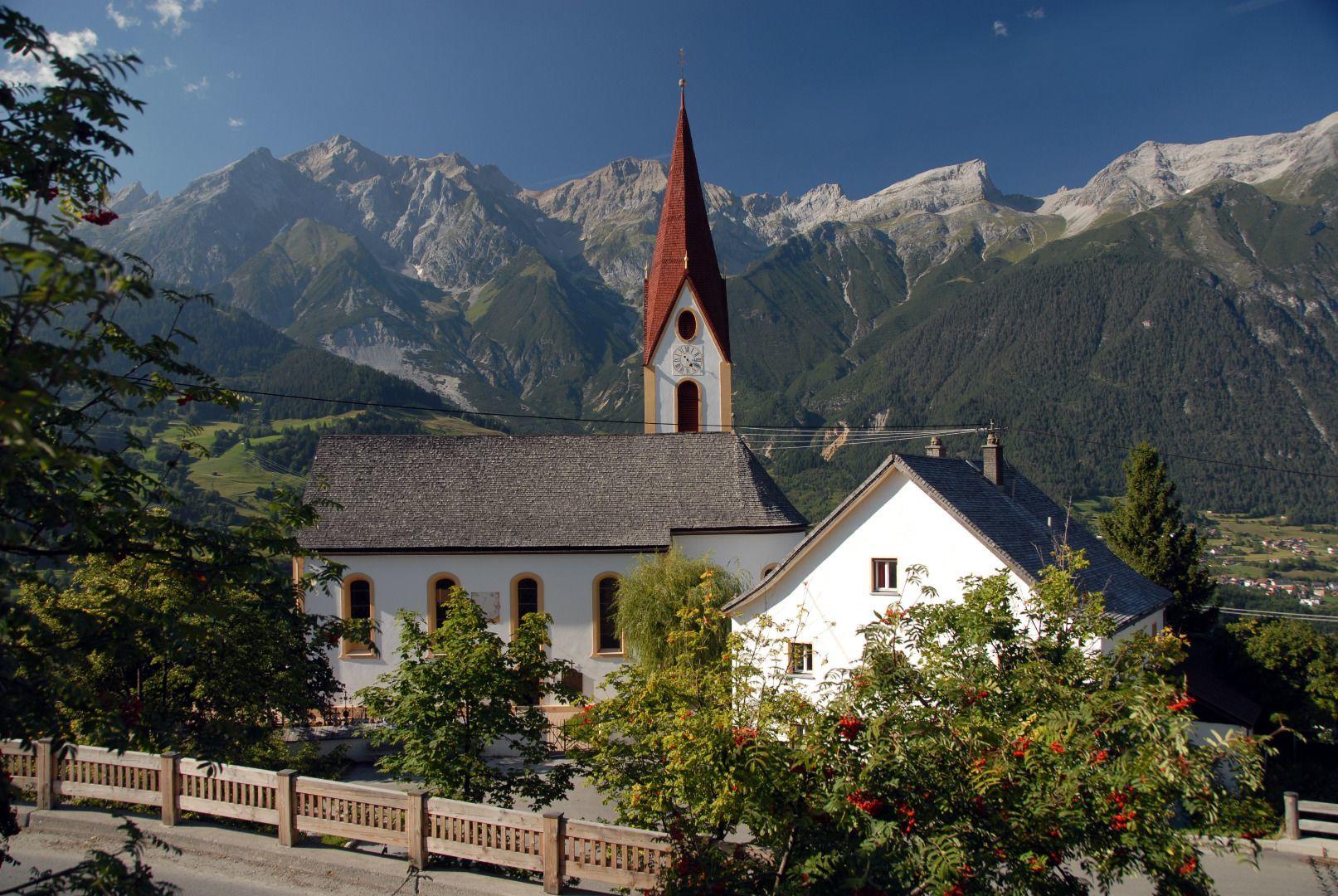 Pfarrkirche Tobadill