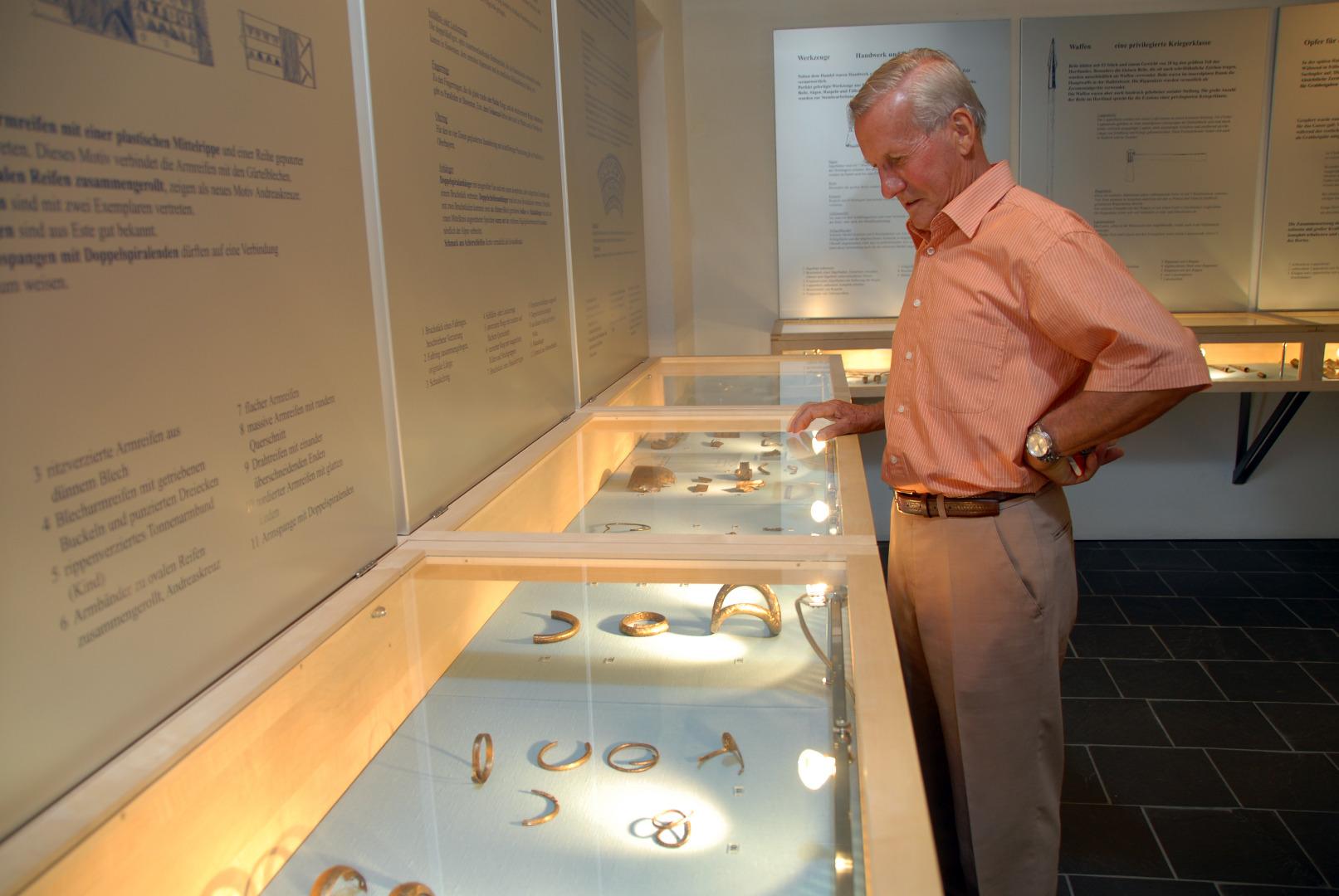 Archäologisches Museum Fließ