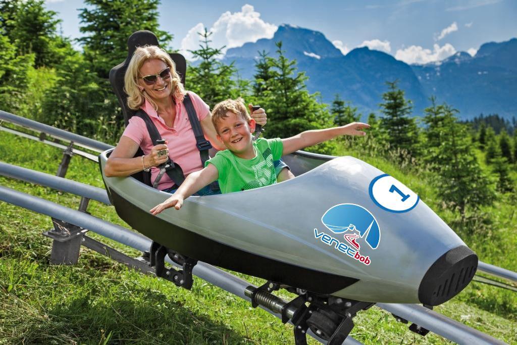 Venet Bob  - die Alpenachterbahn