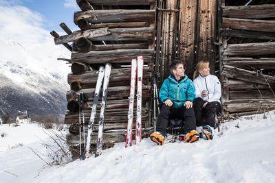 Skitour Grist 67