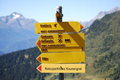 Naturparkhaus - Gogles Alm