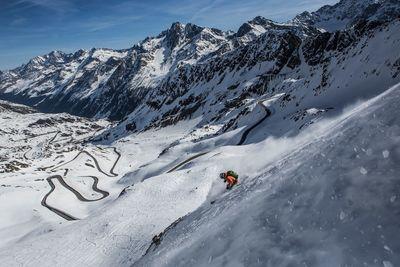 Kaunertaler Gletscher - Winter 02