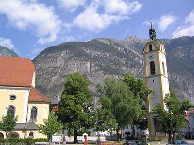 Pfarrkirche Zams
