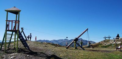 Panorama-Spielplatz