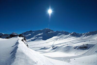 Kaunertaler Gletscher - Winter 03