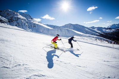 Kaunertaler Gletscher - Winter 01