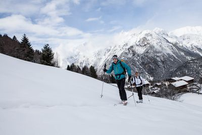 Skitour Grist 10