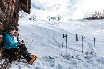 Skitour Grist 69