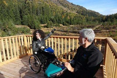 Regio L - information on accessibility