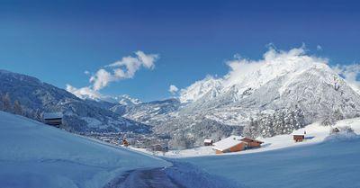 Landeck im Winter