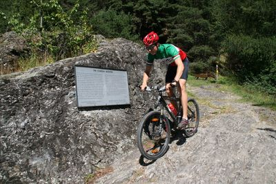 Mountainbike MTB - Bike GPS-01