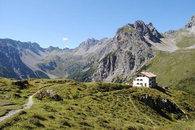 Steinsee Hütte