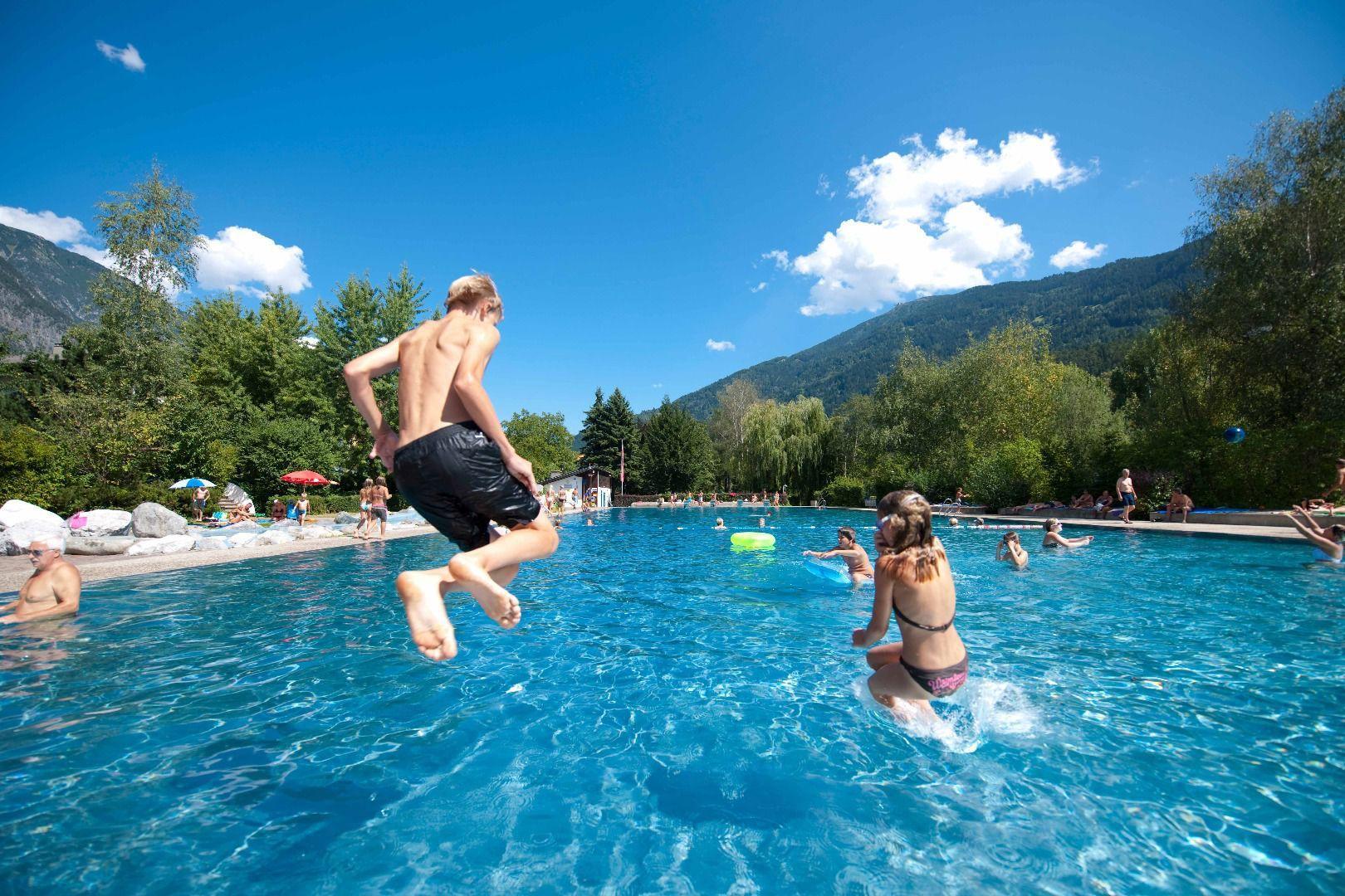 Schwimmbad Landeck