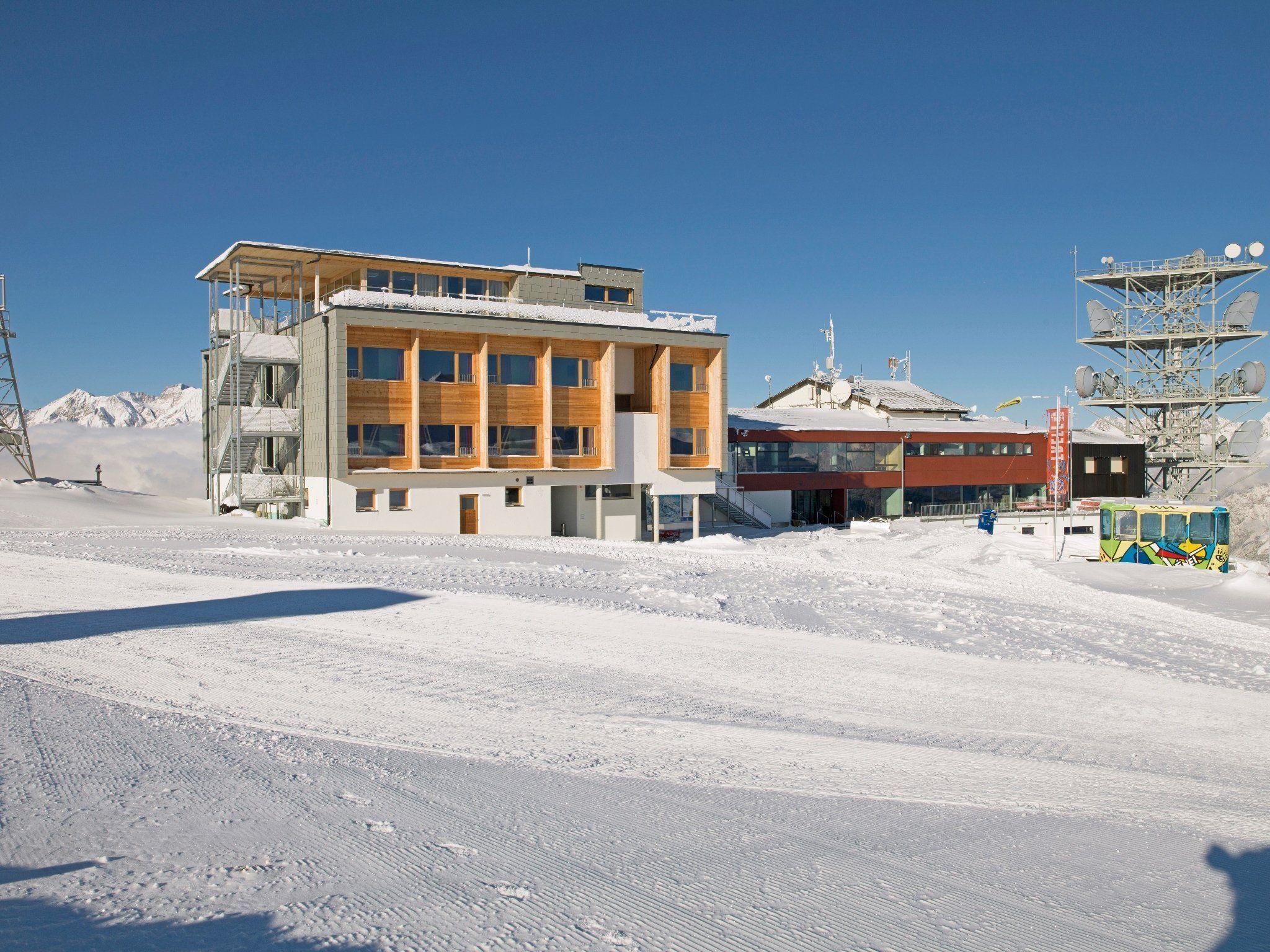 Venet Gipfelhütte