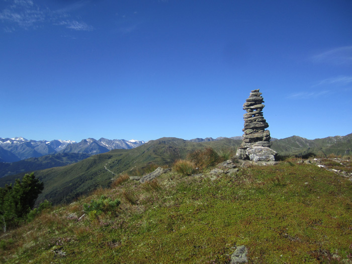 Hiking tour: Hirschbichlalm - Kristallhütte (2,147 m)