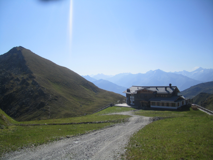 Hiking tour: Hirschbichlalm - Wedelhütte (2,350 m)