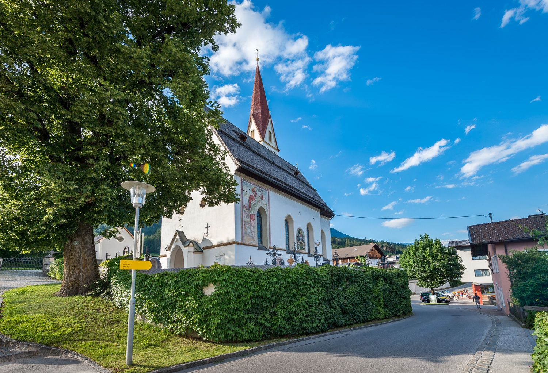Pfarrkirche Hl. Juliana Terfens