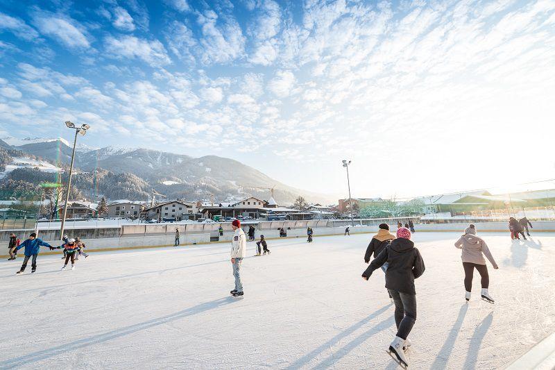 Eislaufplatz Schwaz