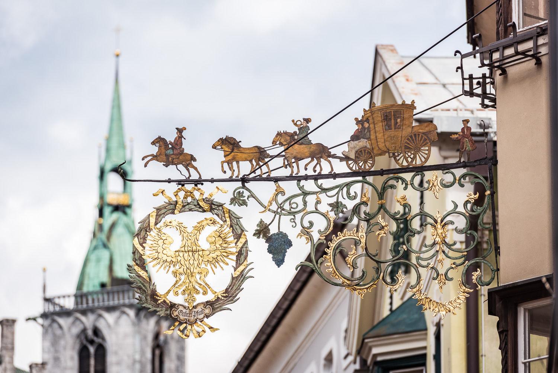 The old town Schwaz