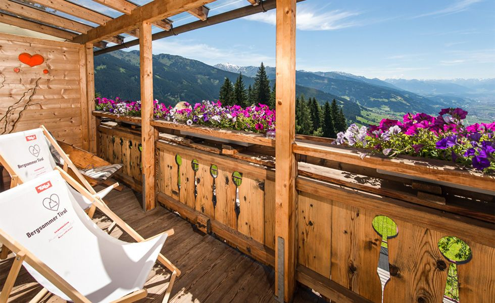 Frieden – Your Alpine Panorama-Hotel