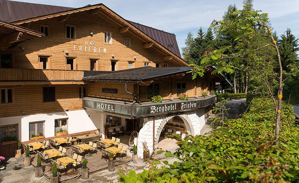 Frieden - Das alpine Panorama-Hotel