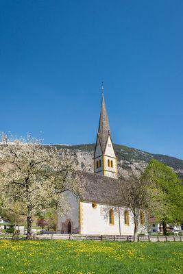 Laurentiuskirche in Stans