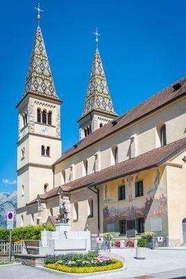 Pfarrkirche Weerberg