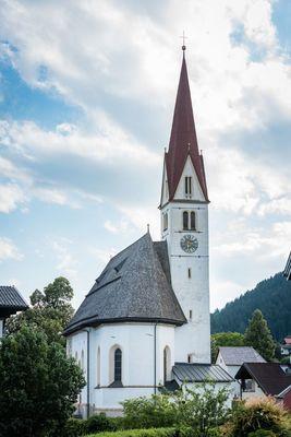 Pfarrkirche Hl. Juliana Terfens 1