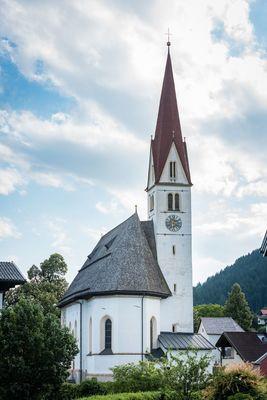 Kirche in Terfens