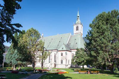 Stadtpfarrkirche Maria Himmelfahrt  Schwaz 1