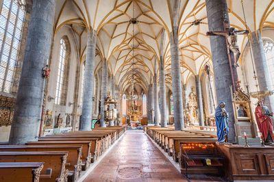 Stadtpfarrkirche Maria Himmelfahrt  Schwaz 4