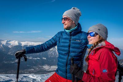 Schneeschuhwanderung Weerberg – Höhenweg zur Nonsalm 3
