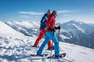 Schneeschuhwanderung Weerberg – Höhenweg zur Nonsalm 1
