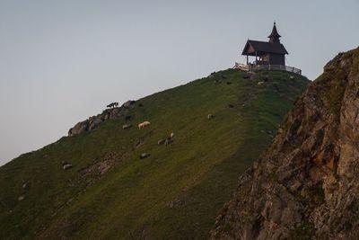 Kellerjoch Gipfelkapelle 4