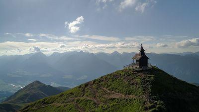 Kellerjoch Gipfelkapelle 1