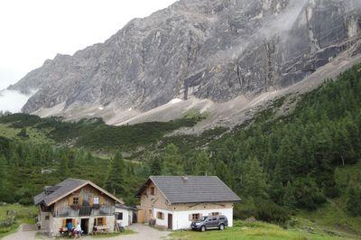 Adlerweg-Etappe 08: Erfurter Hütte – Lamsenjochhütte 1