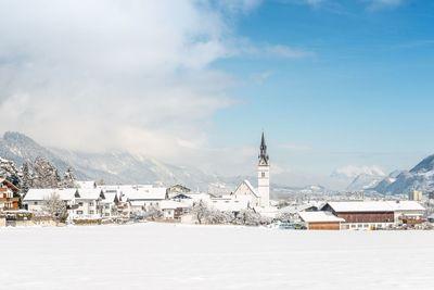 Winter in Vomp