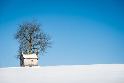 Winterlandschaft in Gallzein