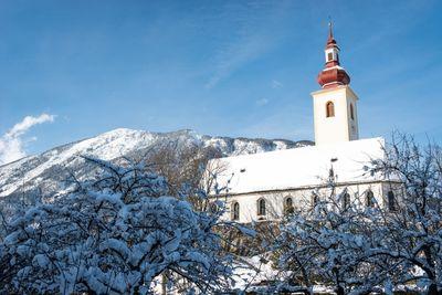 Church of Buch in Tyrol