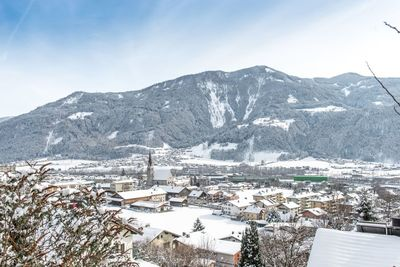 Winter in Jenbach