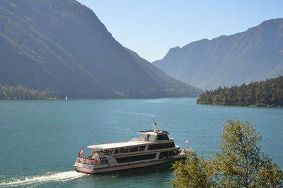 Achenseeschifffahrt 4